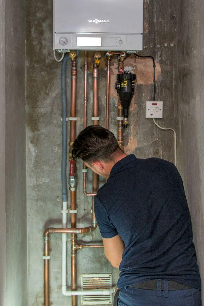 Platinum Plumbers deliver both quality and value at al times, including boiler installations (1)