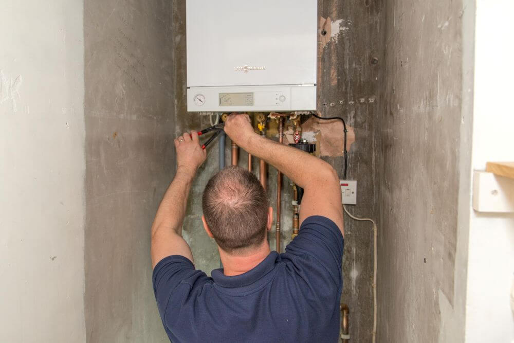 Platinum Plumbers deliver both quality and value at al times, including boiler installations (2)