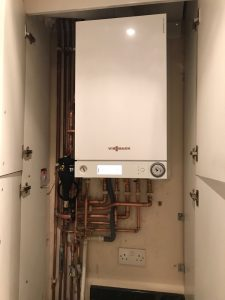 Boiler installation by Platinum Plumbers (1)