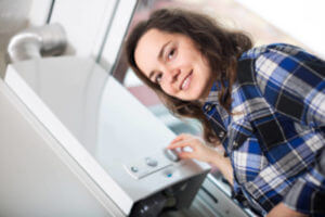 young-lady-using-home-boiler-system