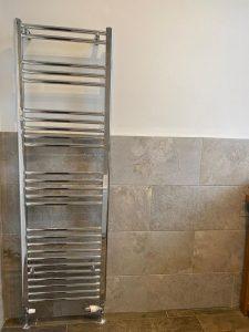 Bathroom installation - London (2)