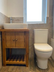 Bathroom installation - London (3)