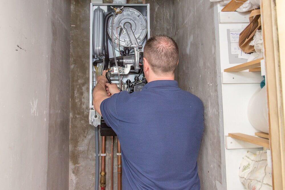 Boiler repairs in Charlton